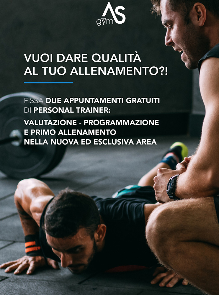 Aumenta subito la qualità del tuo allenamento!