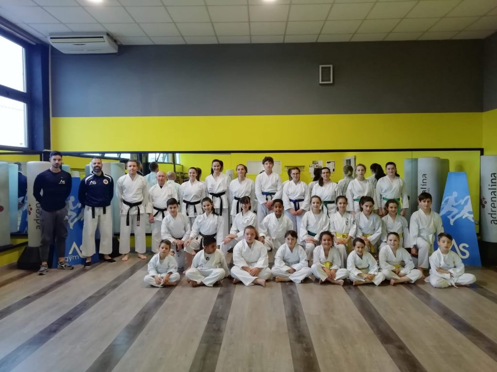saggio karate